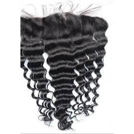 8A Grade Lace Frontal 13*4 100% Virgin Hair- Loose Deep