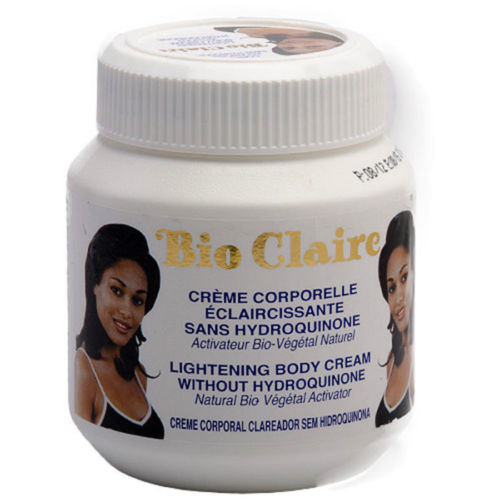 Bio Claire Jar Lightening Body Cream