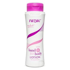 Razac original Hand & Body Lotion 16 oz