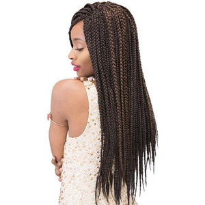 Spetra EZ BRAID by Janet collection - Natural looking pre-stretched professional Braid 54""