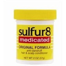 Sulfur 8 Medicated