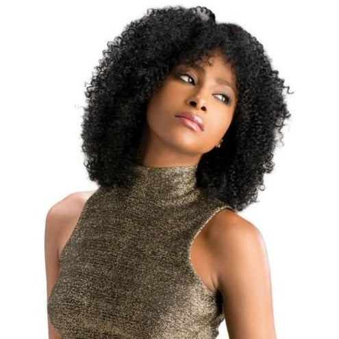 Sensual i-Remi 100% Human Hair  Jerry Curl Weaving
