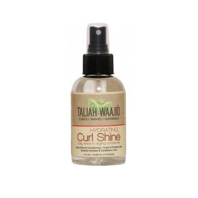 Taliah Waajid Curls| Waves| Naturals Hydrating Curl Shine 4 fl oz