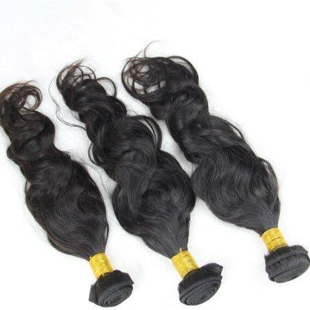 Mink Hair -  Virgin Hair Bundles ( 100% Full Cuticle Virgin Hair ) - Natural Wave
