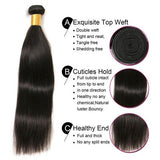 Mink Hair -  Virgin Hair ( 100% Full Cuticle Virgin Hair ) - Straight