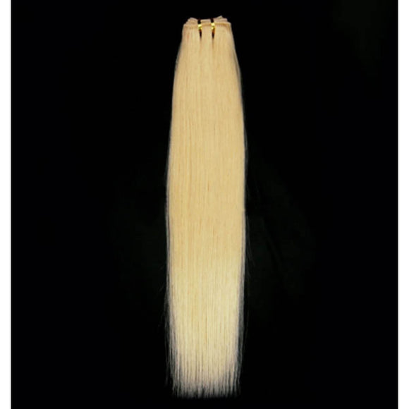 Russian 613 Blonde 100% Full Cuticle Virgin Hair - Straight
