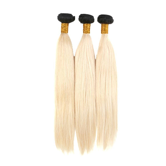 Russian 1b/613 Ombre Blonde 100% Full Cuticle Virgin Hair - Straight