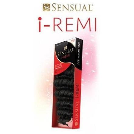 Sensual i-Remi 100% Human Hair  Deep Wave
