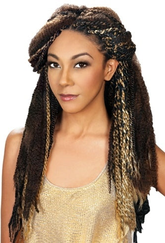 ZURY  HAIR BRAIDS DIOS MALI TWIST BRAID