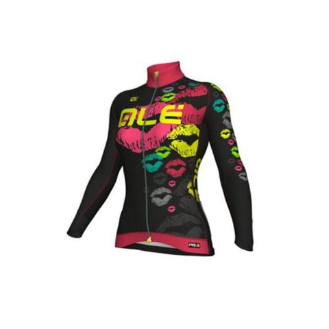 Maillot M/L MUJER PRR 2.0 SMACK Rosa. Mujer