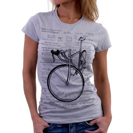 Camiseta Cycology COGNITIVE THERAPY Gris