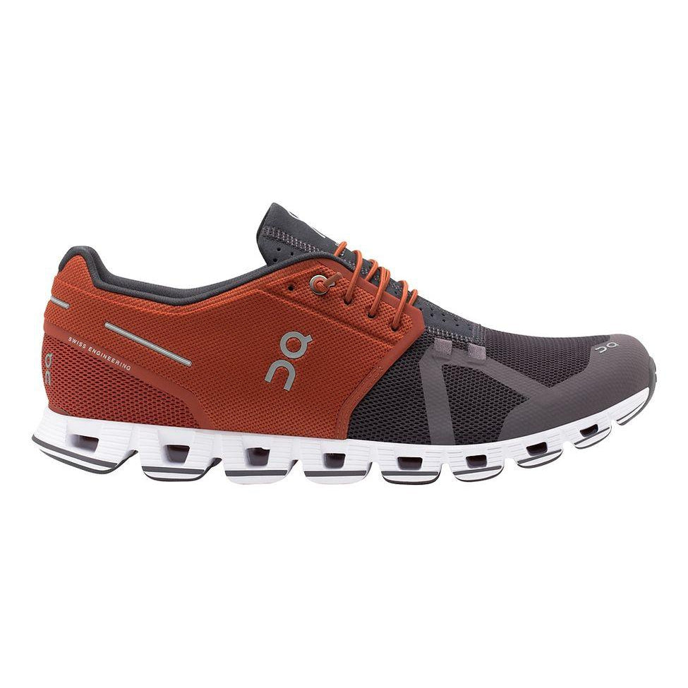 Zapatillas On Running Cloud 50/50 Stone Rust Hombre