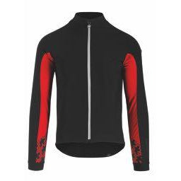 Chaqueta Ciclismo Assos Ultra Invierno Mille GT Ultraz Winter Jacket. NationalRed