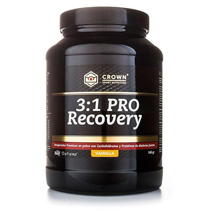 3:1 PRO Recovery Vainilla. Crown Sport Nutrition