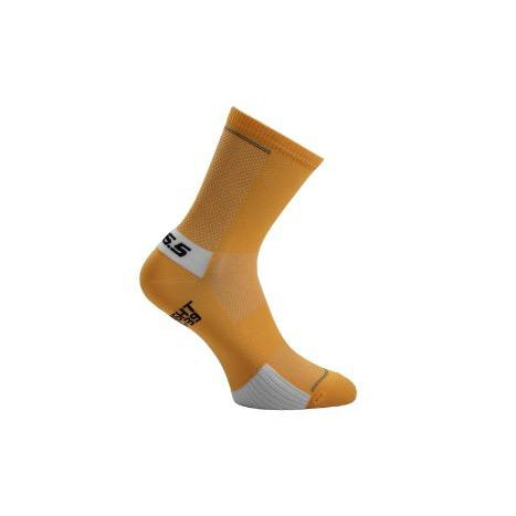 Calcetines Q36.5 Ultralight Naranja Fluor