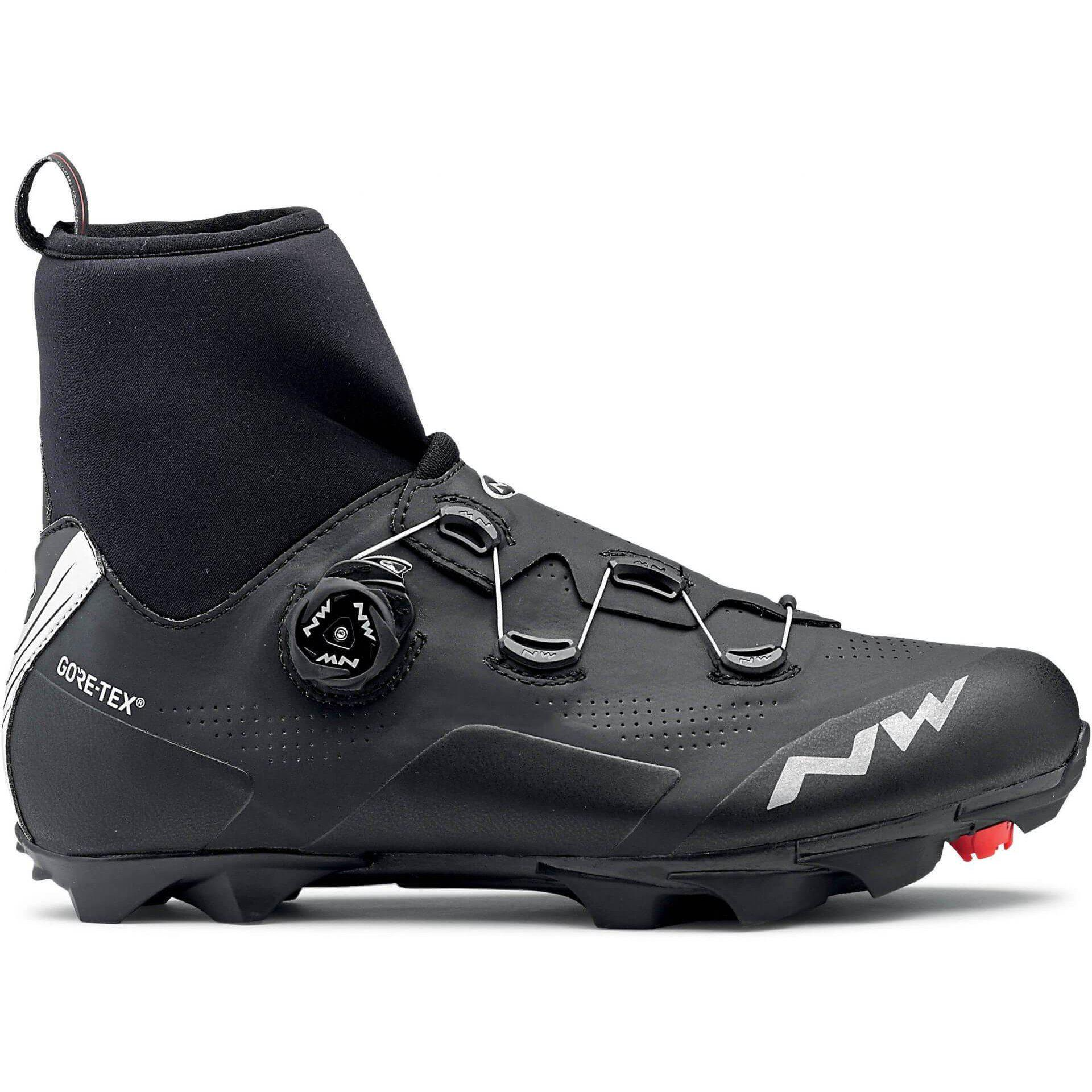 Zapatillas Northwave Raptor GTX Negro.