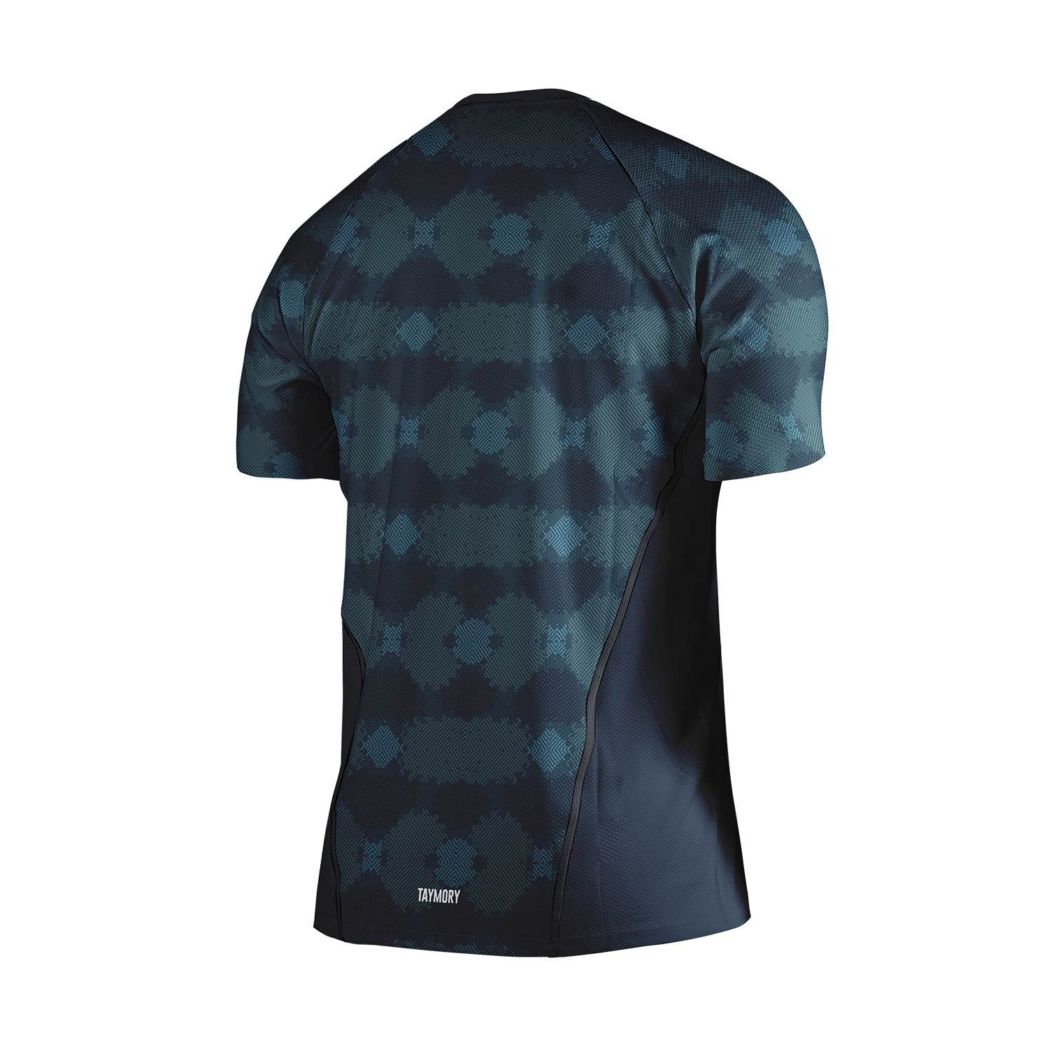 Camiseta Taymory Running DISTRICT Hombre
