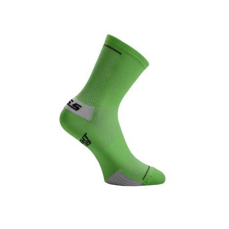 Calcetines Q36.5 Ultralight Verde Fluor