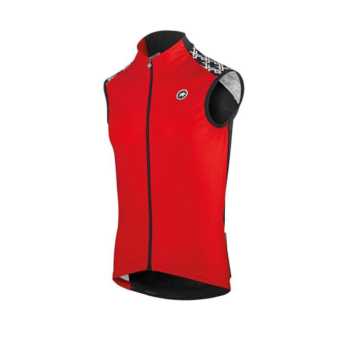 Chaleco ASSOS MILLE GT National Red. Hombre