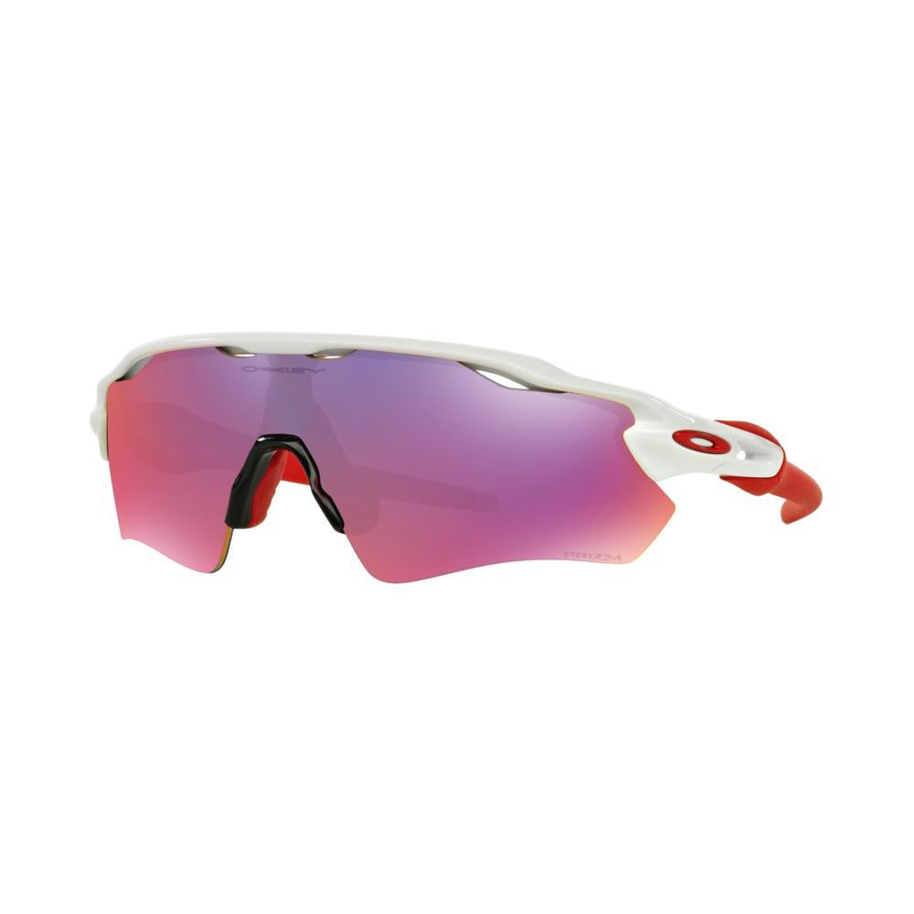 Gafas RADAR EV PATH PRIZM ROAD Polished White