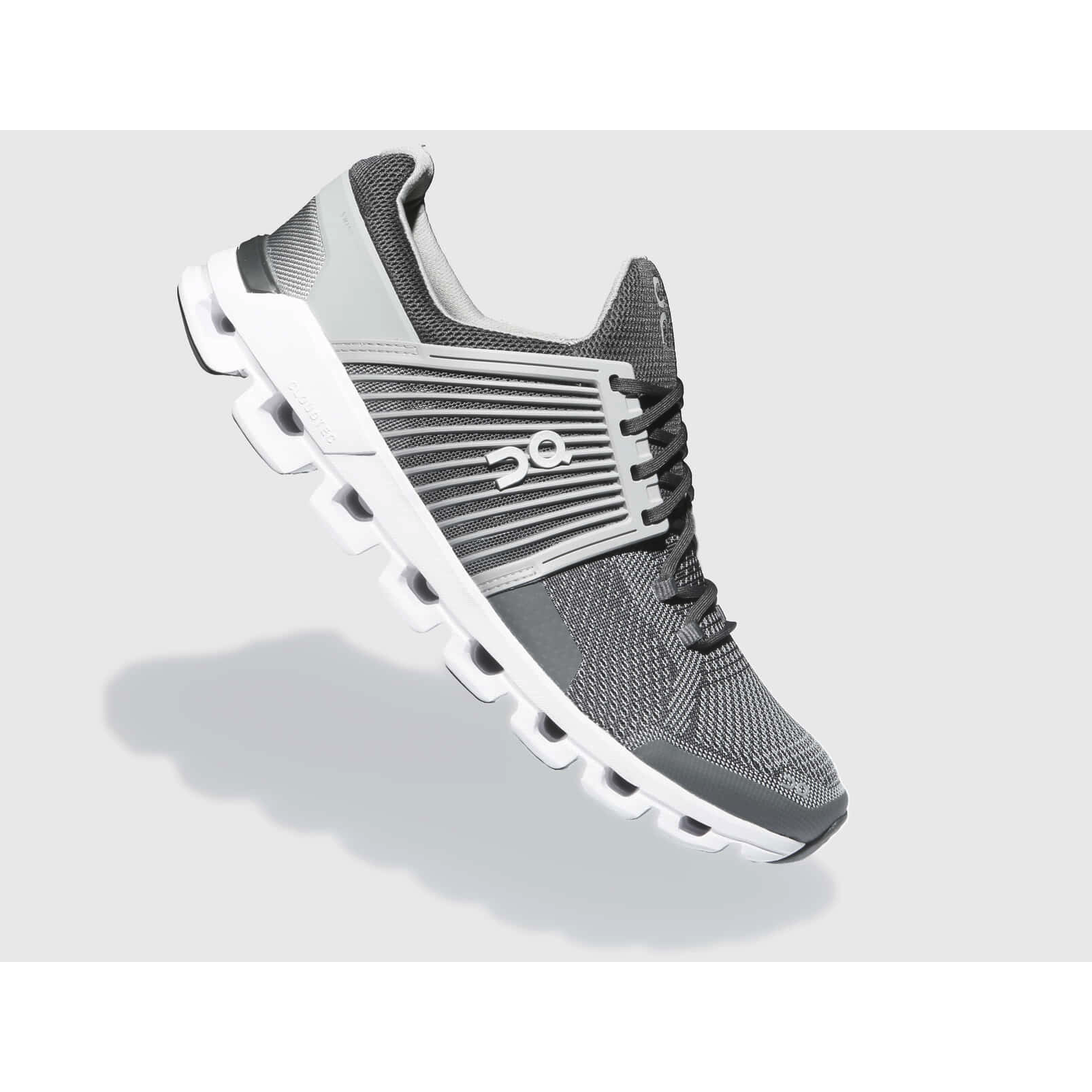 Zapatillas On Running Cloudswift Rock/Slate Hombre