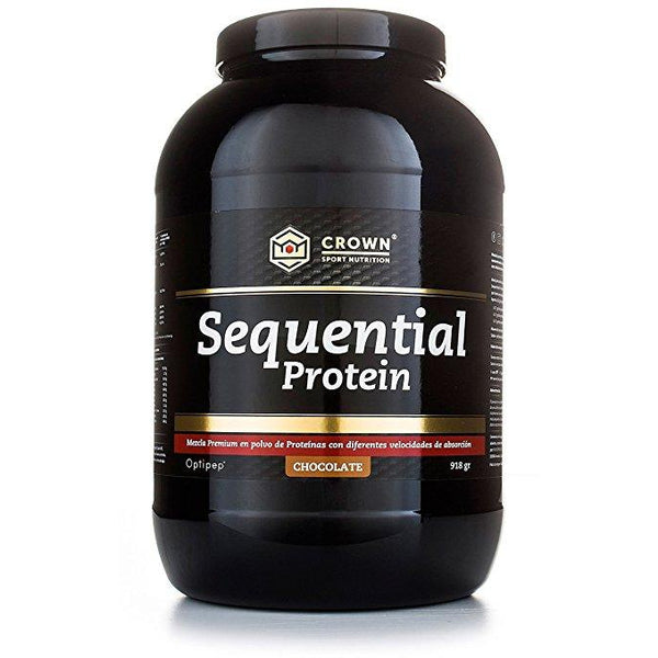 Sequential Protein Chocolate. Crown Sport Nutrition