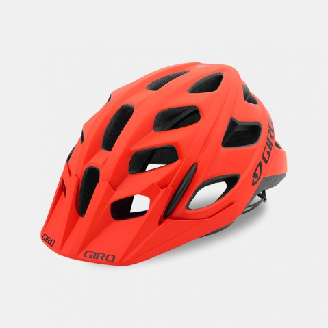Casco Giro Hex Matte Vermillion/Flame