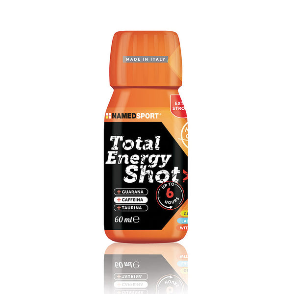 Total Energy Shot Naranja. Named Sport