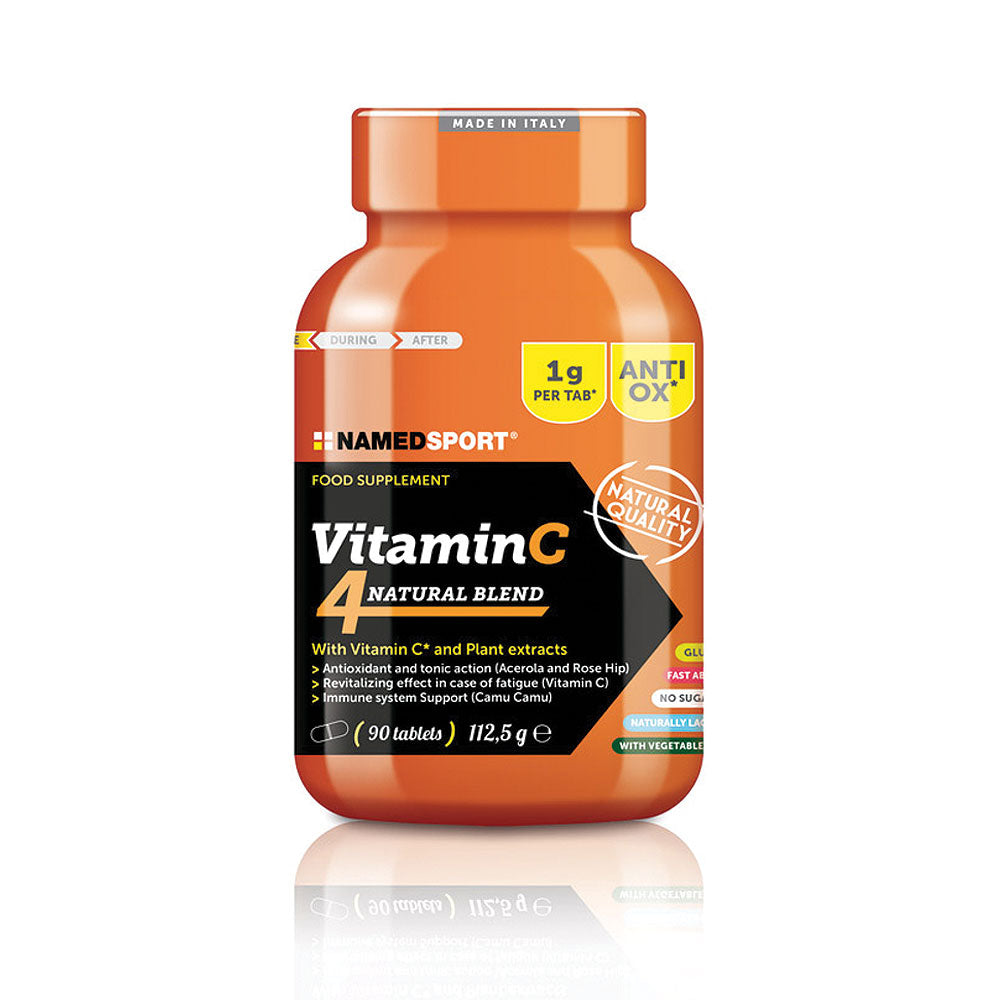Vitamin C 4 Mezcla Natural. Named Sport