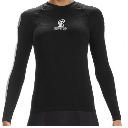 Camiseta Interior Assos LS.SKINFOIL Early Winter EVO7. Unisex