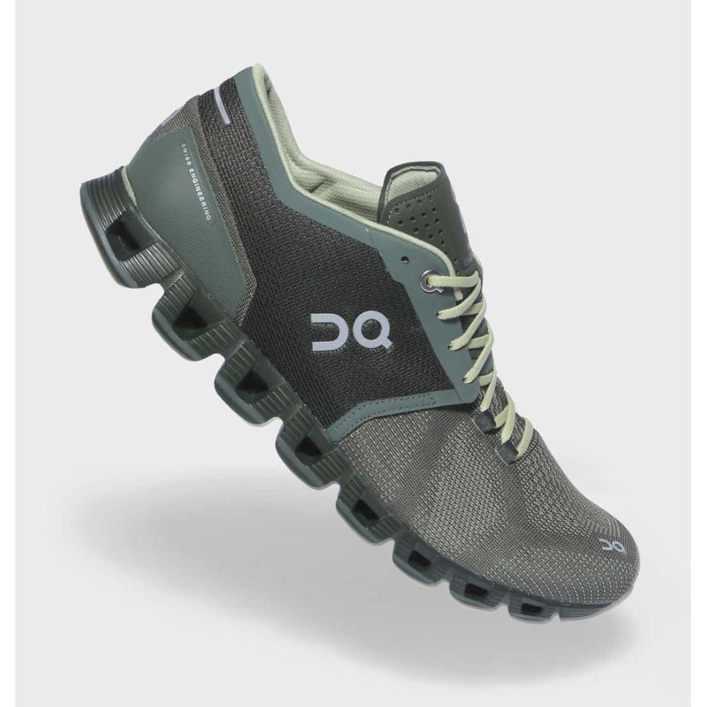 Zapatillas On Running CQ19 CLOUD X Forest/Jungle. Hombre