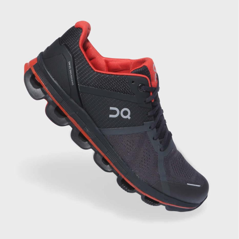 Zapatillas On Running CQ19 CLOUDACE Shadow/Rust. Hombre