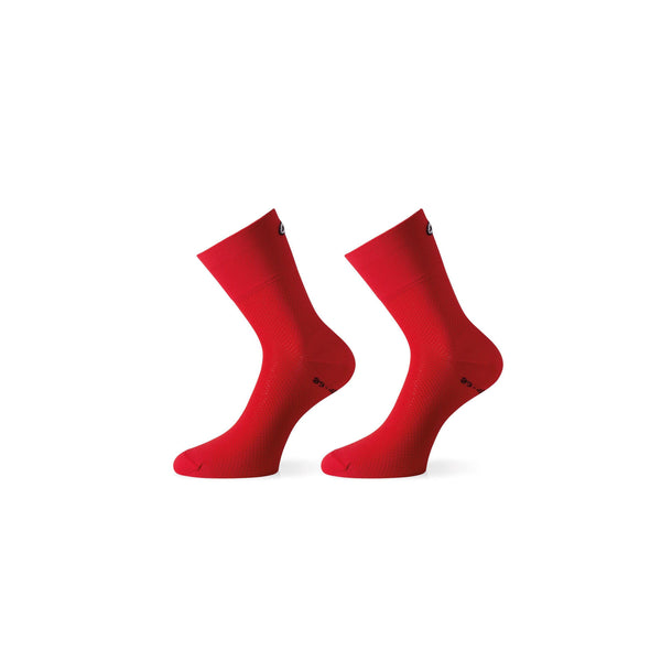 Calcetines ASSOS MILLE GT SOCK SUMMER National Red.