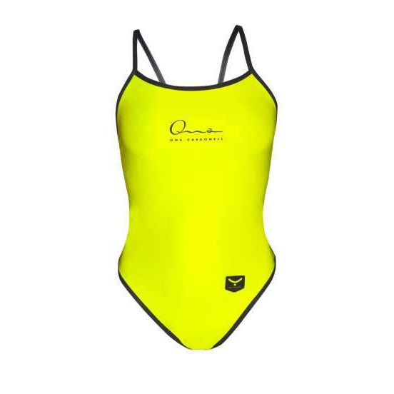 Bañador Taymory Amarillo & Negro - Ona Carbonell
