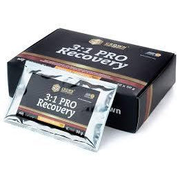 3:1 PRO Recovery Vainilla. Sobres. Crown Sport Nutrition