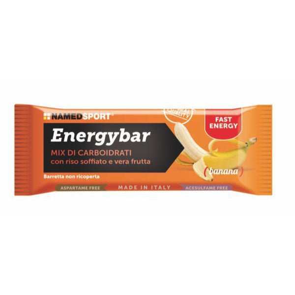 Energy Bar Plátano
