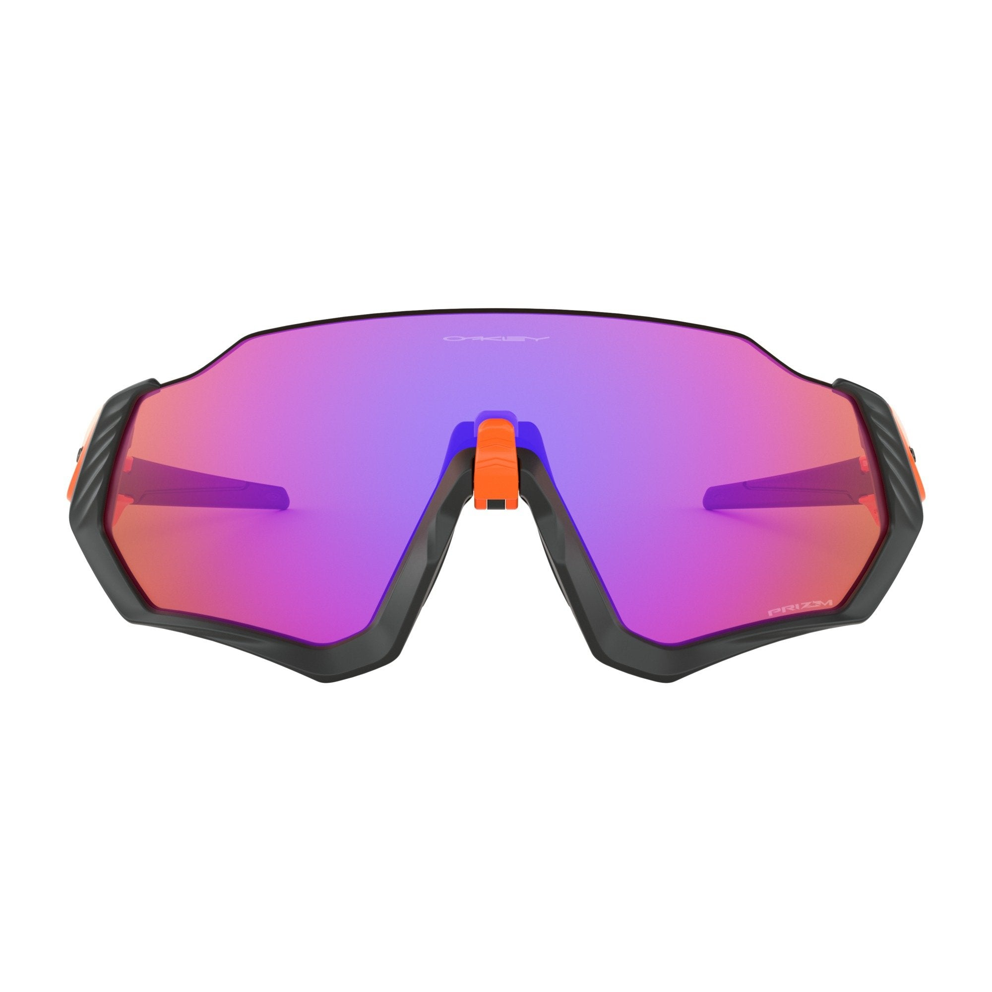 Gafas Oakley Flight Jacket Neon Orange Prizm Trail