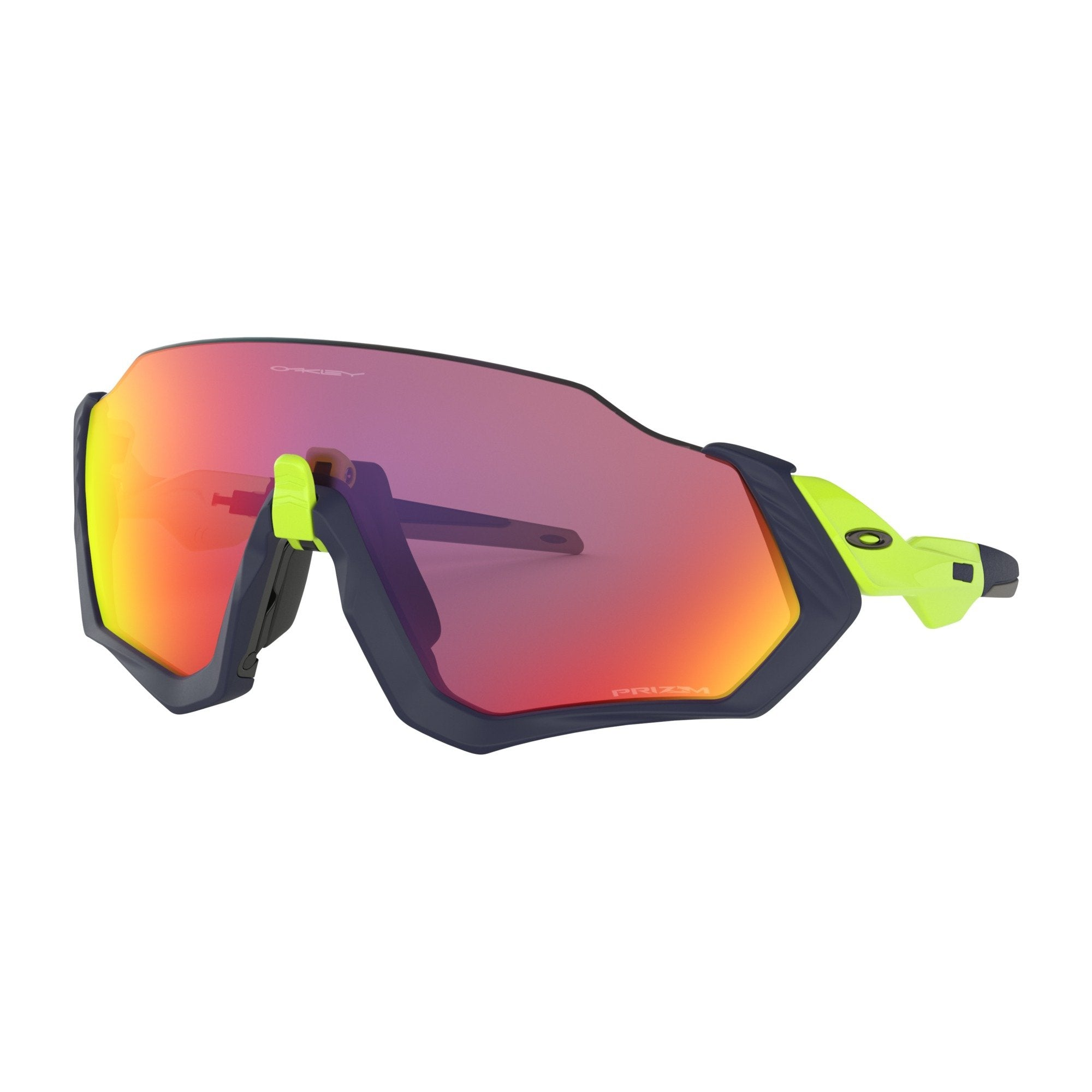 Gafas Oakley Flight Jacket Matte Navy Prizm Road