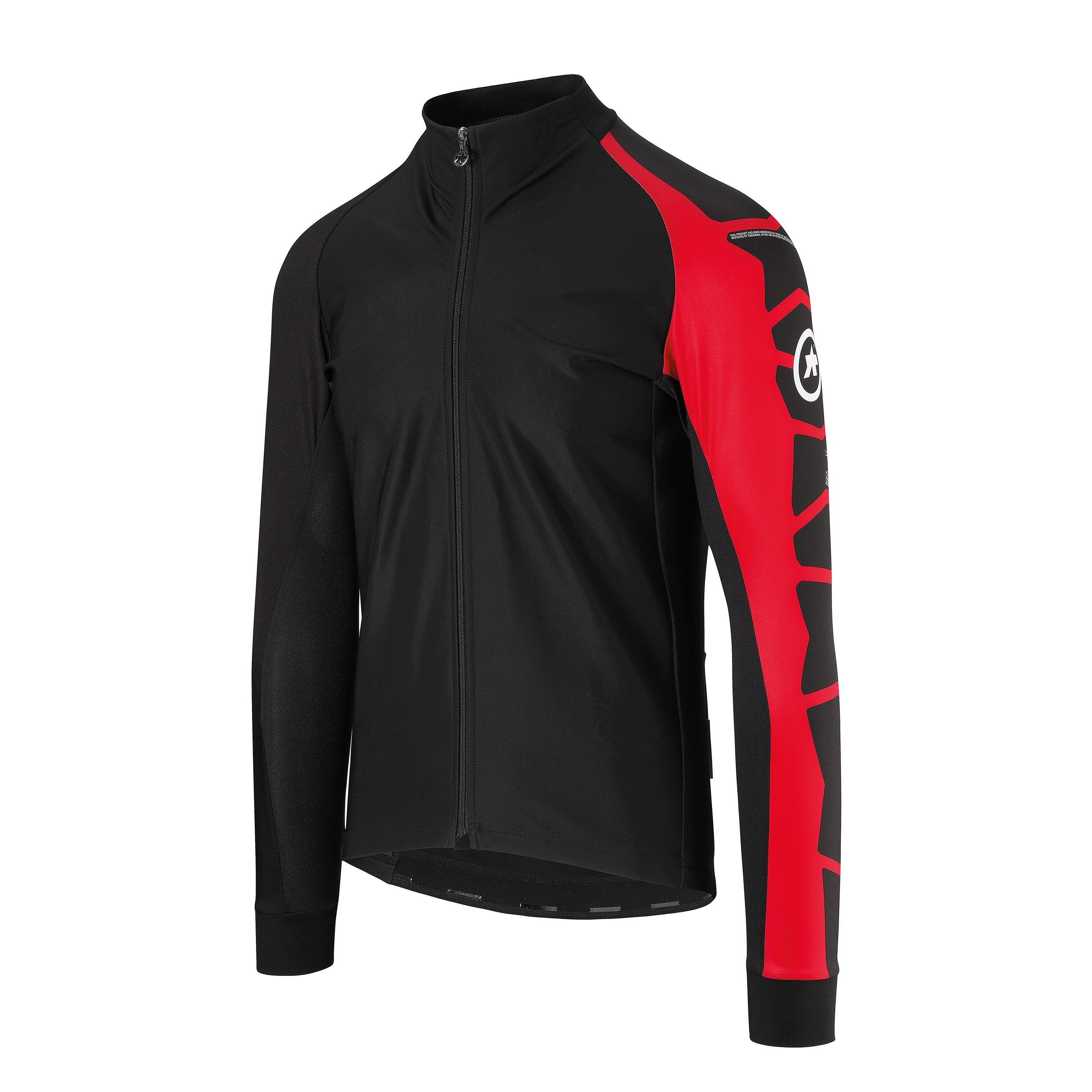 Chaqueta Assos IJ. MILLEINTERMEDIATE Evo7. National Red. Hombre