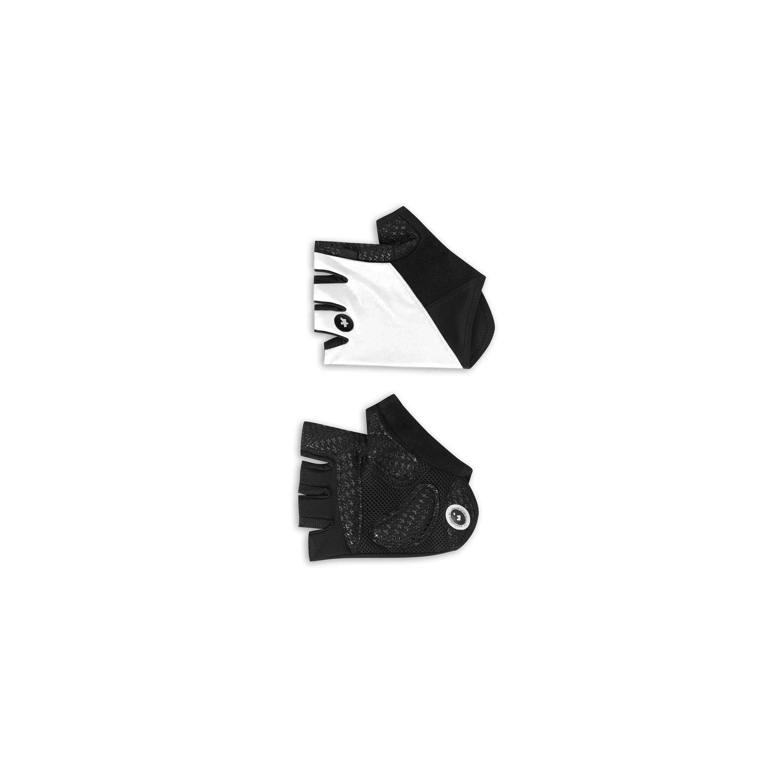 Guantes ASSOS SUMMERGLOVES S7 White