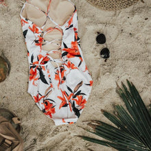 Load image into Gallery viewer, La Fleur One Piece Swimsuit