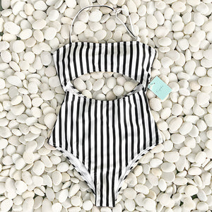 Eternal Summer Cut-out Swimsuit