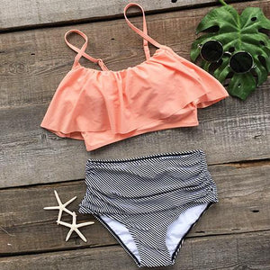 Rosshana High-waisted Bikini