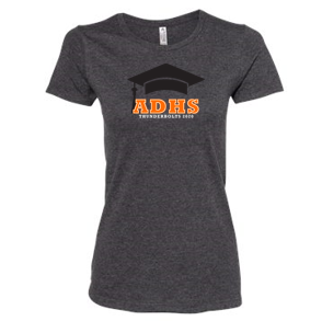 ADHS 2020 Ladies Grad T-Shirt