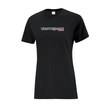 Creative Edge Ladies Cotton Tshirt