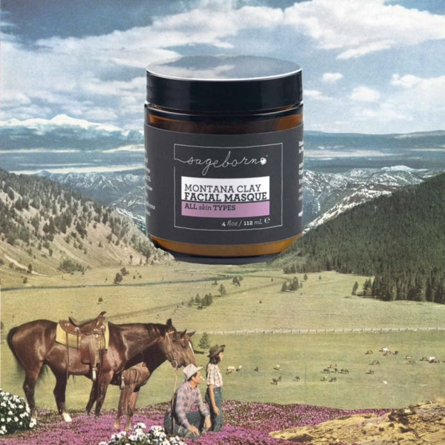 Montana Clay Facial Masque