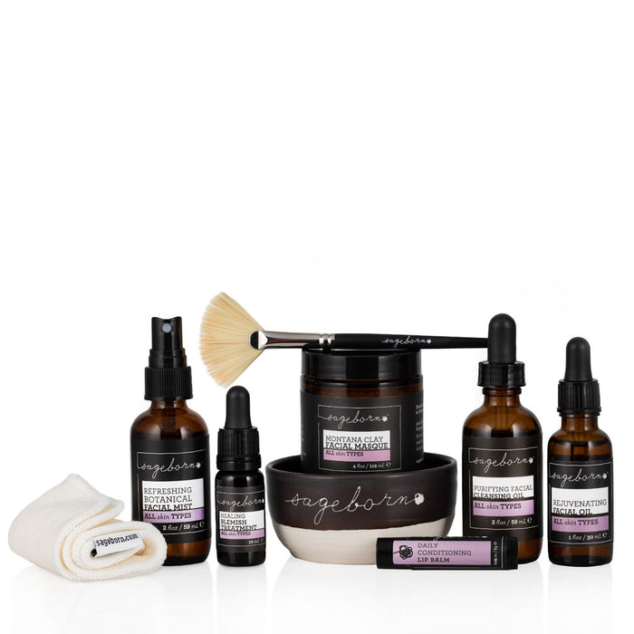 Naturally Powerful Skin Care Kit