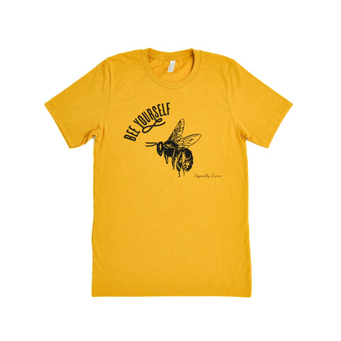 Bee Yourself Tee