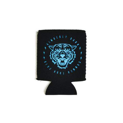 New Smoke Show Tiger Koozie - Avaliable in 4 Colors