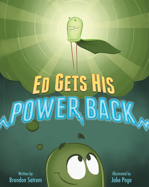 Ed Gets His Power Back (Book only)